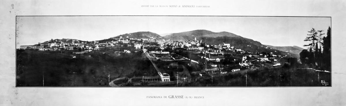 Courrin entreprise d'arôme à Grasse