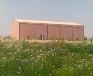 usine respectueuse de l'environnement