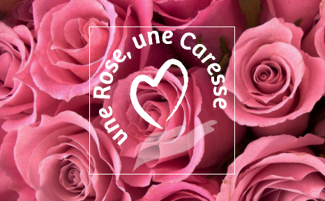 Journée associative Une rose, une caresse