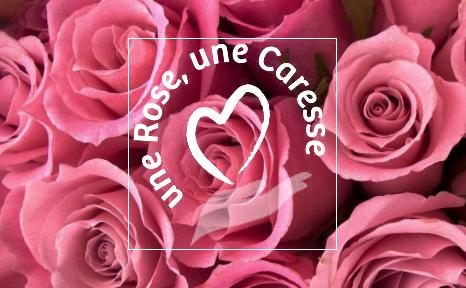 Journée associative Une rose, une caresse