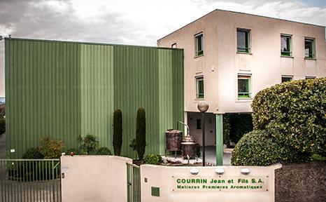 Les locaux de notre entreprise à Grasse